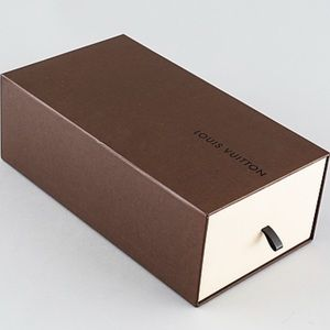 🍭 Authentic Louis Vuitton Gift Box for Shoes